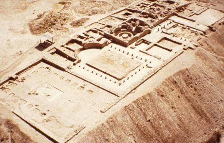 """הלחץ של ביה""""ס שדה כפר עציון עבד, צה""""ל יתיר בחנוכה ביקור בארמונות החשמונאים סמוך ליריחו"""
