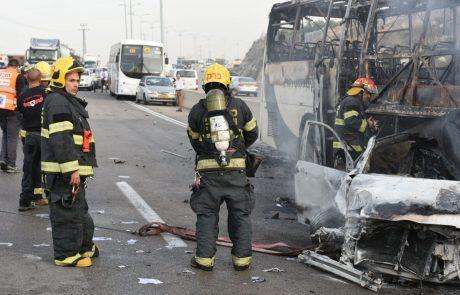 תאונת דרכים קטלנית סמוך לצומת גיתי אבישר