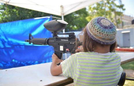 יום קהילה ומשטרה התקיים אתמול לראשונה בישוב היהודי בחברון