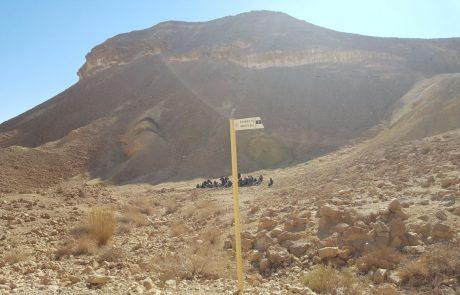מסע אל עבר הציונות: תלמידות אולפנת אלקנה יצאו למסע ישראלי בדרום