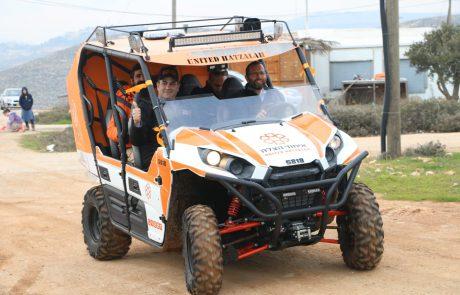רכב שטח רפואי חדש ישמש את תושבי גוש שילה