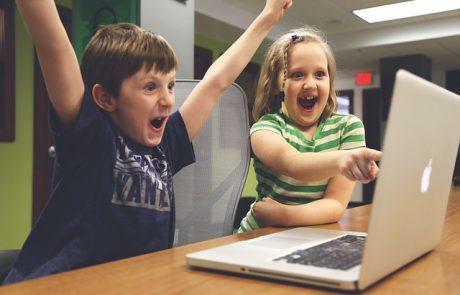 כיצד תגרמו לילדים לצאת החוצה ולעזוב את המחשב?