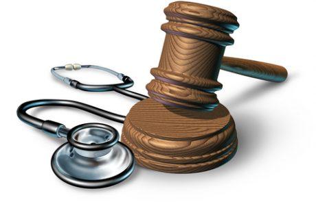 המקרים שבהם מטפל עורך דין רשלנות רפואית